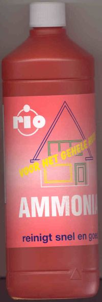 Ammonia  Zone