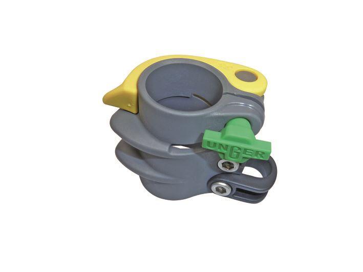 Unger - NLite 35 mm klem compleet