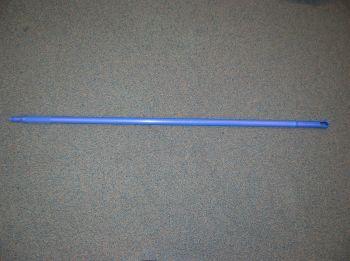 Steel kunststof blauw 1.50meter