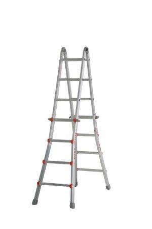 Dirks - Dirks Waku telescoop-vouw ladder