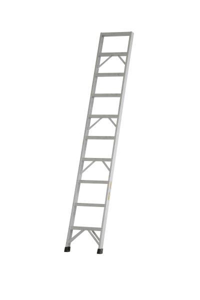 Dirks - Dirks aluminium enkele trap