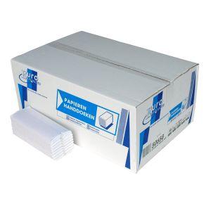 Euro Papierlijn - Handdoek c-vouw tissue cellulose