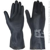 Handschoen camapren zw.lang