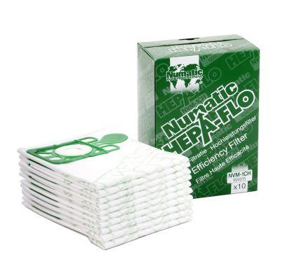Numatic - Stofzak hepa-flo Numatic PPR-240