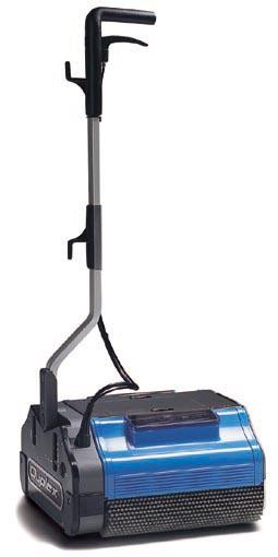 Wals borstel machine Duplex 420-