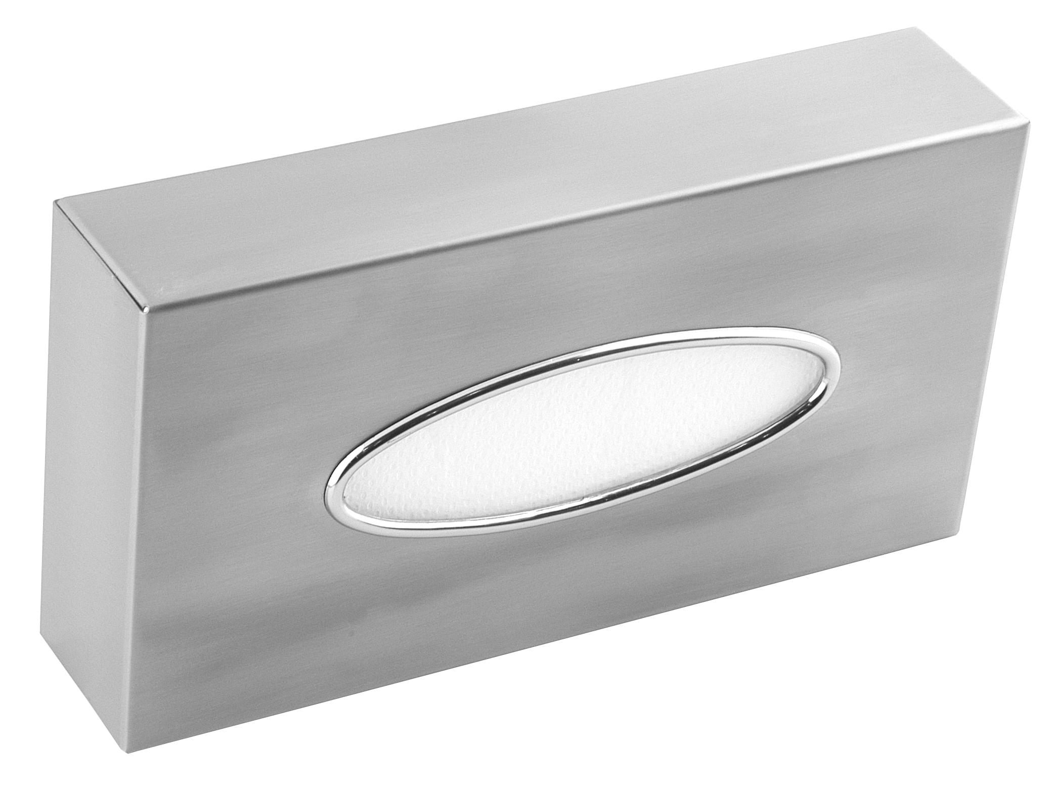 ALL CARE Dispenserline - Facial tisseu dispenser RVS Mat