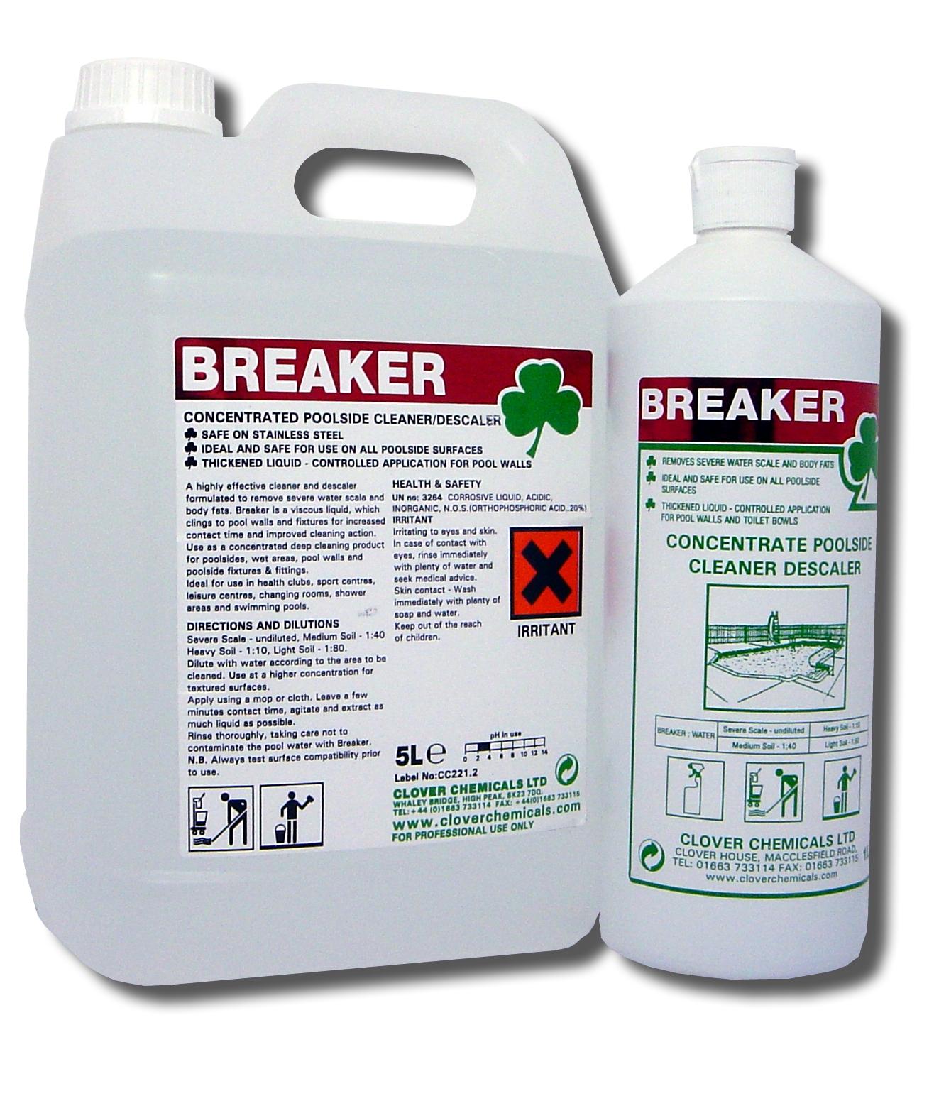 Breaker ontkalker