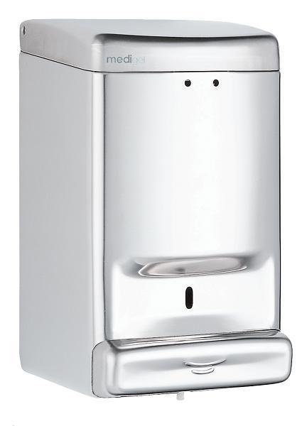 ALL CARE Dispenserline - Zeepdispenser RVS Hoogglans MC