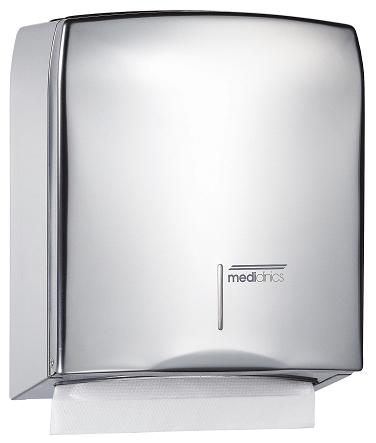 ALL CARE Dispenserline - Handdoekdispenser RVS Hoogglans