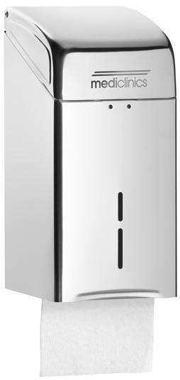 ALL CARE Dispenserline - Bulkpack dispenser RVS Hoogglans