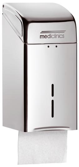 ALL CARE Dispenserline - Bulkpack dispenser RVS Mat MC