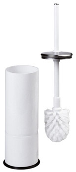 ALL CARE Dispenserline - Toiletgarnituur Wit Staal MC