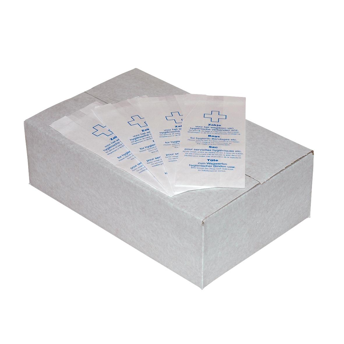 ALL CARE Dispenserline - Hygienezakjes Papier DB