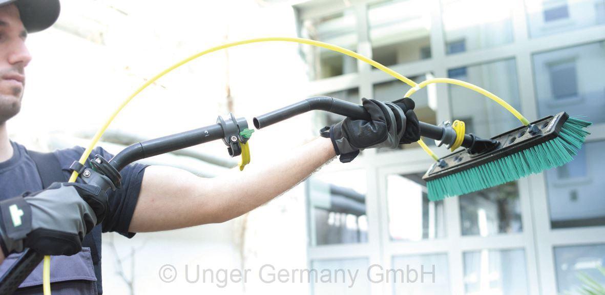 Unger - NLite hoekadapter kort carbon