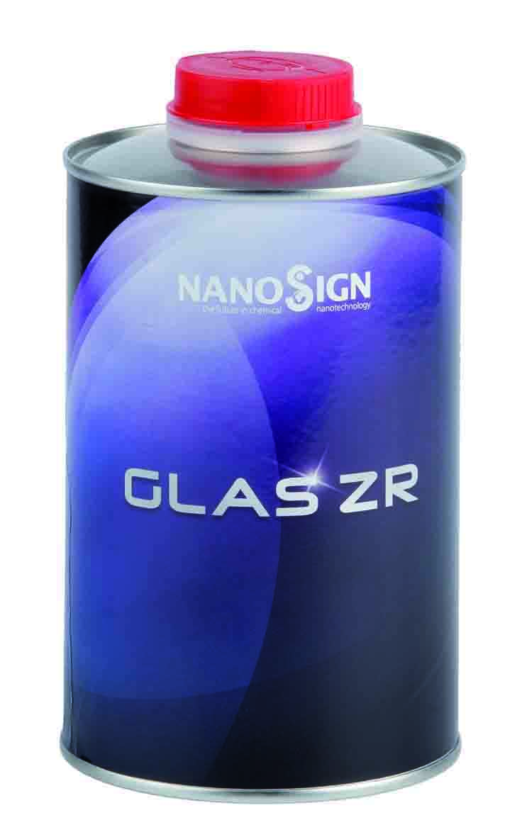 NanoSign Glas ZR