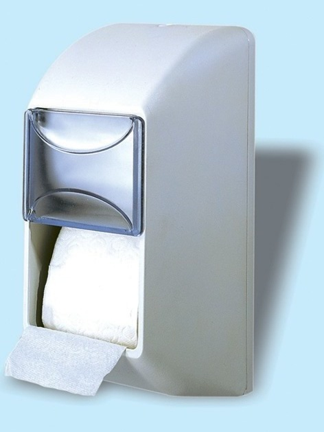 ALL CARE Dispenserline - Toiletroldispenser 2 rolshouder