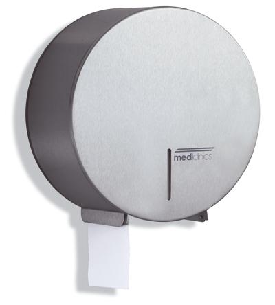 ALL CARE Dispenserline - Toiletroldispenser RVS Mat MC
