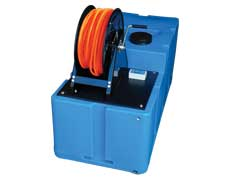 Osmoscopic - Telewas-unit 400 liter hoog