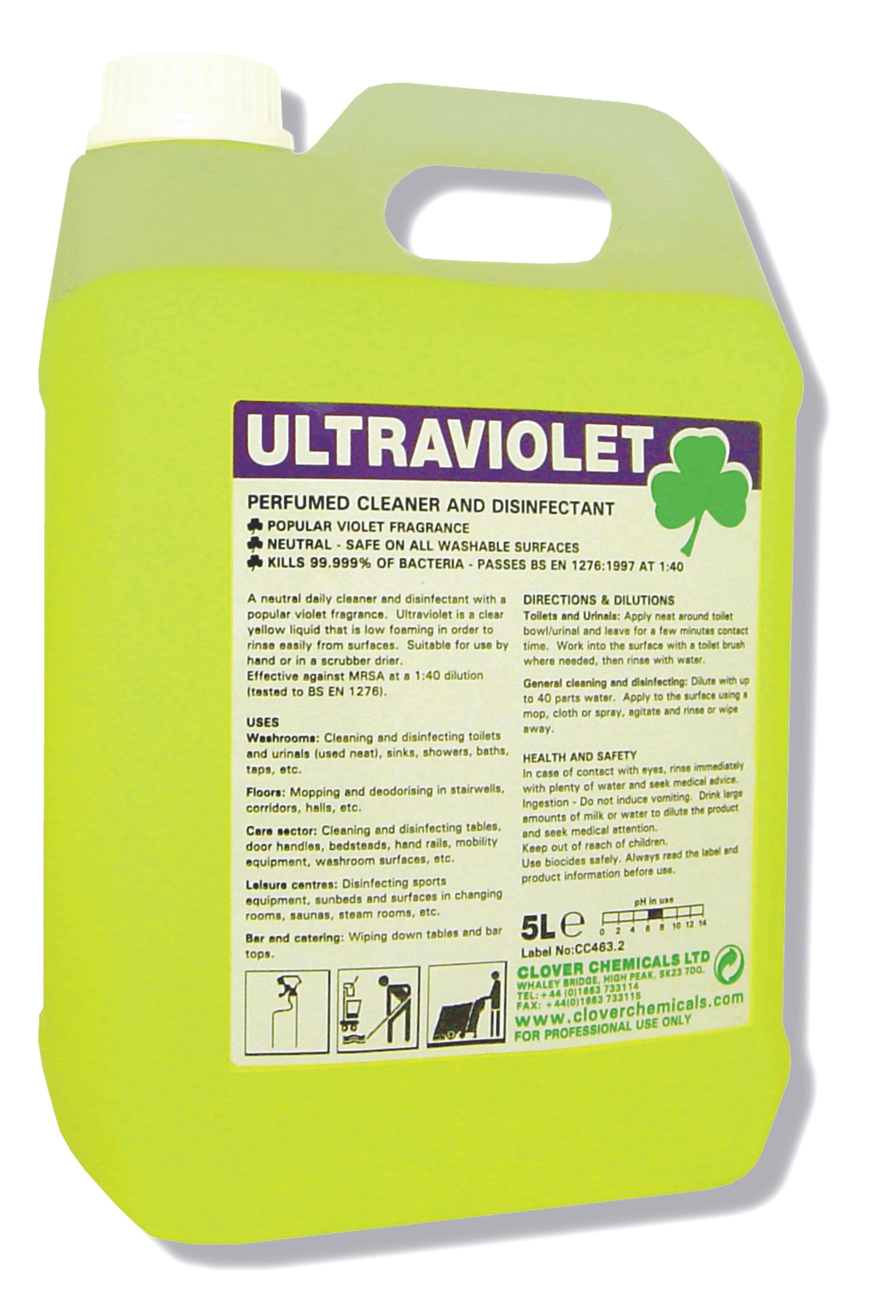 Ultraviolet voorheen